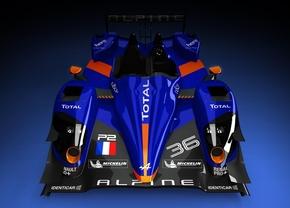 Alpine heeft Le Mans-racer klaar