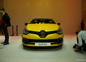 Nieuwe Renault Clio R.S. kost in België 25.480 euro