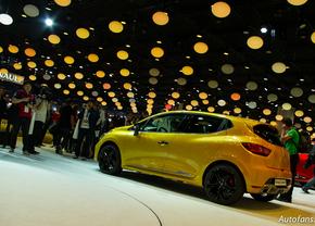 Live in Parijs 2012: Renault Clio R.S.