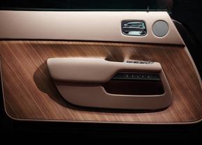 Rolls Royce Wraith: daar komt het interieur!
