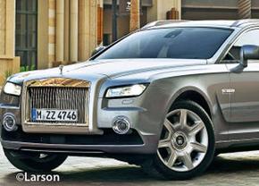 Komt Rolls-Royce met broertje voor de BMW 5GT?