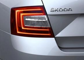 Skoda teast erop los voor de nieuwe Octavia