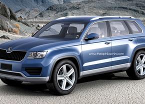 Skoda bevestigt SUV voor 2016