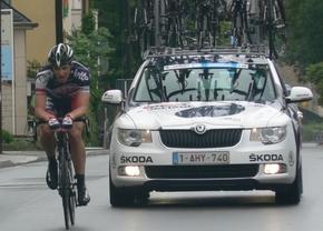 Belgische Skoda-tak behoudt sponsorcontract met wielerploegen