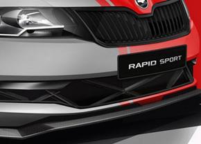 Skoda Rapid Sport Concept