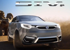 Ssangyong SIV-1 concept