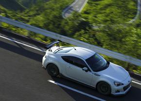 Officieel: Subaru BRZ tS (2013)