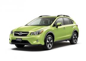 Subaru neemt hybride XV Crosstrek mee naar New York autoshow