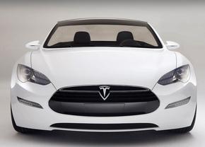 Newport Convertible Engineering Tesla Model S Cabrio