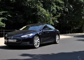 Tesla op het Autosalon Brussel 2014: Ken jij de Model S al?