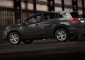 Ziehier de nieuwe Toyota RAV4