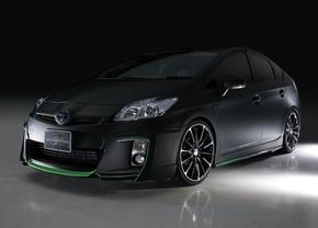 Toyota Prius Wald