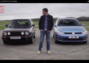 Volkswagen Golf GTI vs GTD
