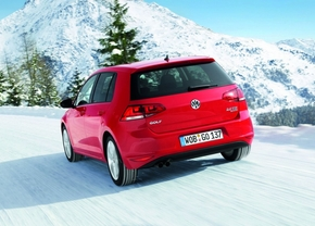 Volkswagen Golf VII is Car of the Year 2013