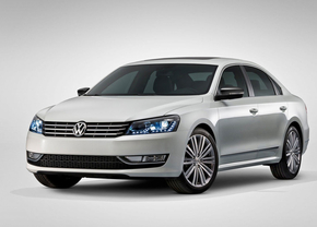 Back in Detroit: Volkswagen Passat Performance Concept