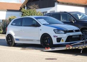MTM Volkswagen Polo WRC Street (2013)