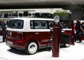 Volkswagen Bulli Concept Geneve 2011