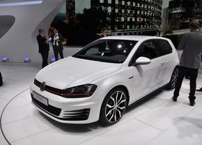 Volkswagen Golf VII GTI Parijs 2012