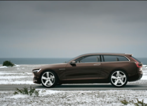 Volvo's Concept Estate