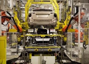 Belgische autofabrieken produceren 10 procent minder dan vorig jaar
