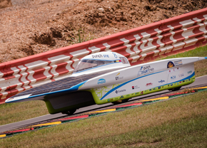 Punch Powertrain Solar Team 2015