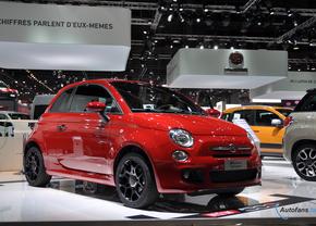 Fiat 500s Brussel 2013