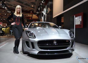 Jaguar F-type Brussel