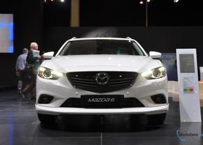 Mazda6 Brussel 2013