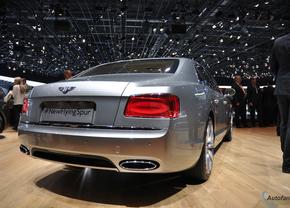 Bentley Flying Spur kost 197.828 euro
