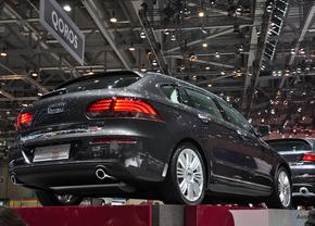 Live in Genève 2013: Qoros 3 Sedan