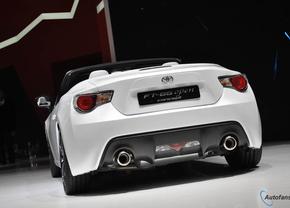 Toyota FT-86 Concept Cabrio