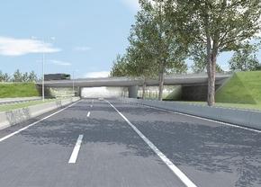 Crevits en Peeters starten de bouw van A11-snelweg