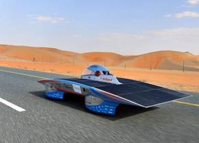 solar team punch powertrain abu dhabi adsc