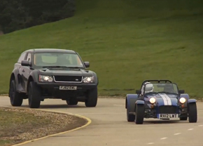 Bowler vs Caterham
