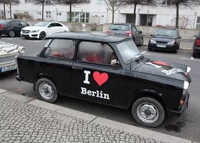 berlijnse muur trabant