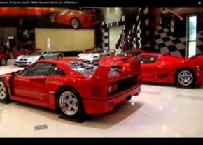 autocollectie Ferrari