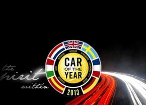 Car of the Year 2013: toen waren ze nog met 8