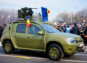 Dacia-Duster-Army