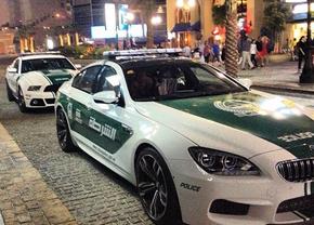 dubai politie