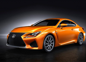 Lexus-RC F- Color