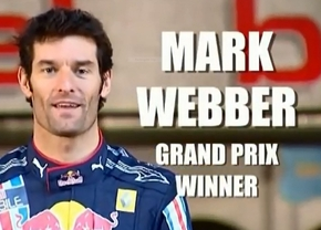 mark webber zingt over melk