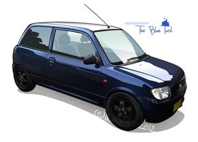 Mighty-Car-Mods-Blue-Turd