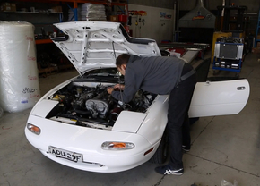 Mighty Car Mods Turbo