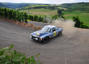 450 slc rally 5.0 mercedes v8 wallpaper