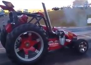 race-tractor