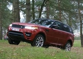 4x4 verkiezing van het jaar 2013 4x4 plus magazine range rover sport bmw x5 terreinwagen