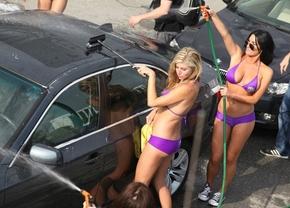 Mogen Nederlanders hun auto binnenkort niet meer op straat wassen?