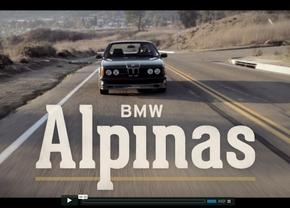 BMW Alpina's