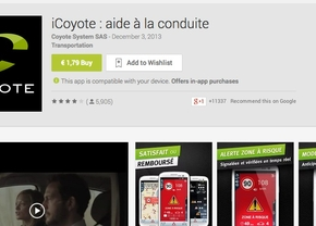 iCoyote update