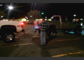 Redneck thug-of-war